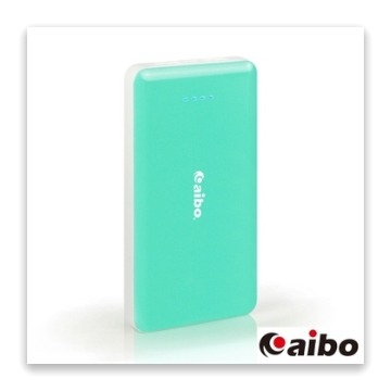 aibo 星舞晶鑽 20000 Plus 大容量行動電源(藍綠)